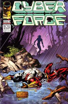 Cyberforce (Agrafé. 48 pp) #10