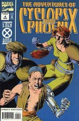 The Adventures of Cyclops and Phoenix (Grapa. (1994)) #4