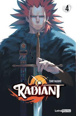 Radiant (Rústica con sobrecubierta) #4