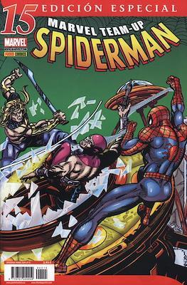 Spiderman. Marvel Team-Up (Edicion especial. Grapa) #15