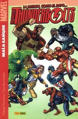 Los Nuevos Thunderbolts Vol. 1 (2006-2007) (Rústica) #3