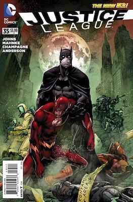 Justice League Vol. 2 (2011-2016) (Comic-Book) #35