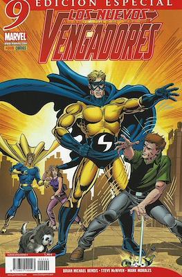 Los Nuevos Vengadores Vol. 1 (2006-2011) #9