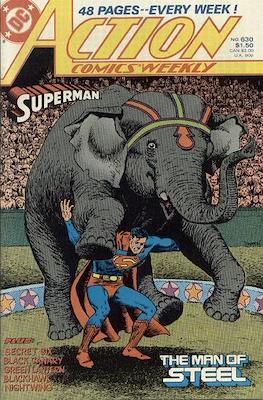 Action Comics Vol. 1 (1938-2011; 2016-) (Comic Book) #630