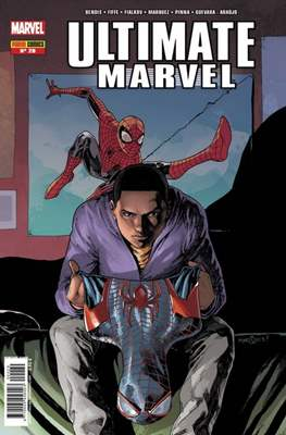 Ultimate Marvel (2012-2016) (Rústica) #29