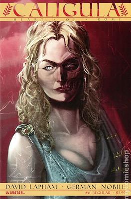 Caligula Heart of Rome (2012) (Comic Book 32 pp) #6