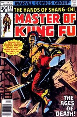 Master of Kung Fu (Comic Book. 1974 - 1983. Continued from Special Marvel Edition #16) #55