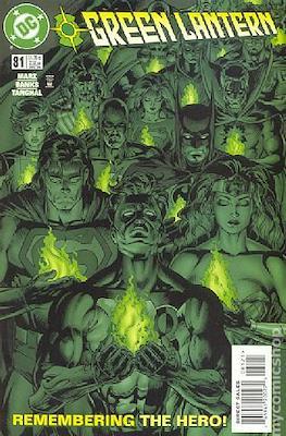Green Lantern Vol. 2 (1990-2004 Variant Cover) (Comic Book) #81