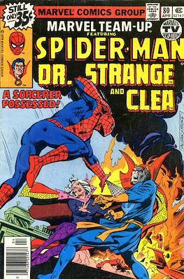 Marvel Team-Up Vol. 1 (Comic-Book) #80