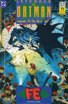 Leyendas de Batman. Legends of the Dark Knight #22