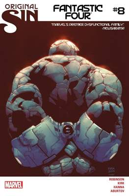 Fantastic Four Vol. 5 (Comic Book) #8