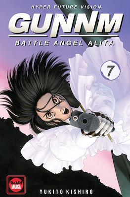 GUNNM: Battle Angel Alita - Hyper Future Vision (Rústica con sobrecubierta) #7
