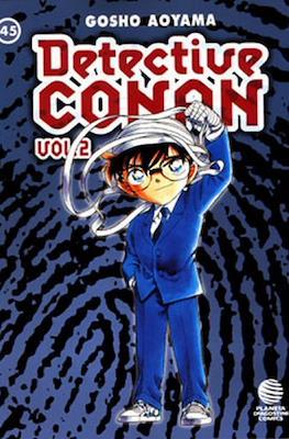 Detective Conan. Vol. 2 (Rústica 96-192 pp) #45