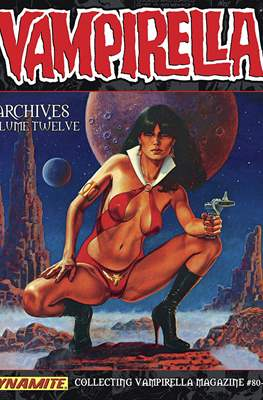 Vampirella Archives #12
