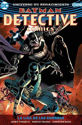 Batman: Detective Comics (Rústica, 176 a 296 páginas a color. 24x17cm.) #3