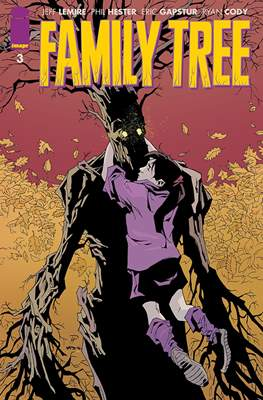 Family Tree (Comic Book) #3