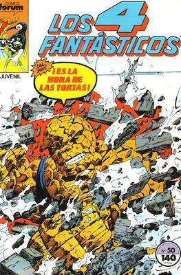 Los 4 Fantásticos Vol. 1 (1983-1994) (Grapa 36-32-24 pp) #50