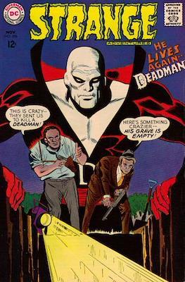 Strange Adventures (Comic Book) #206