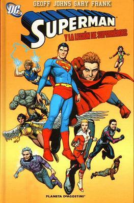 Superman de Geoff Johns (Cartoné 232-160-136 pp) #2