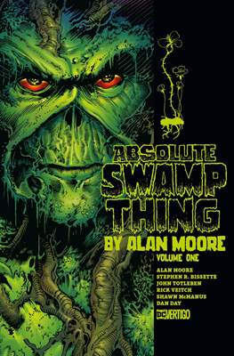 Absolute Swamp Thing by Alan Moore