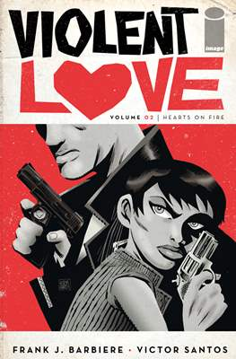Violent Love (Softcover) #2