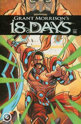 Grant Morrison's 18 Days (Comic-book) #6