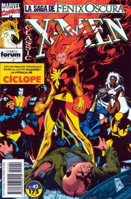Classic X-Men Vol. 1 (1988-1992) (Grapa 32 pp) #42
