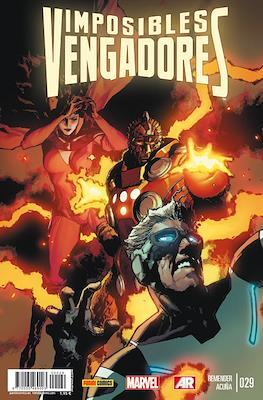 Imposibles Vengadores (2013-2018) (Grapa) #29