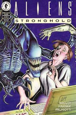 Aliens Stronghold (grapa) #2