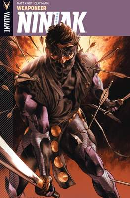 Ninjak (2015) (Softcover) #1