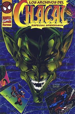 Spiderman: Los archivos del Chacal (1996)