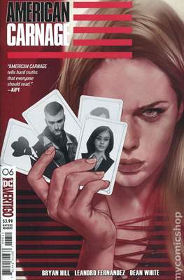 American Carnage (Comic book) #6