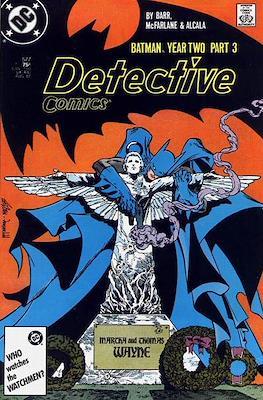 Detective Comics Vol. 1 (1937-2011; 2016-) (Comic Book) #577