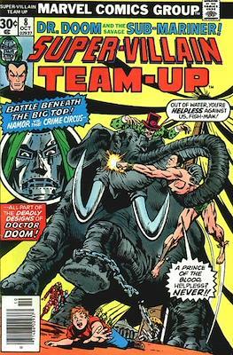 Super-Villain Team-Up (1975-1980) #8