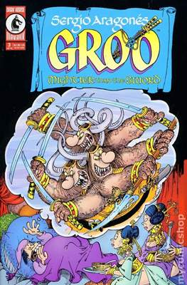 Groo Mightier than the Sword (2000) (Grapa) #3