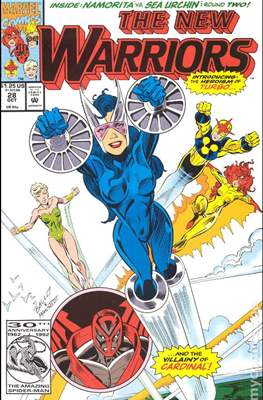 The New Warriors (Comic-Book) #28