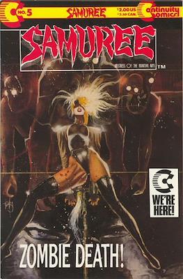 Samuree Vol.1 (Comic Book 32 pp) #5