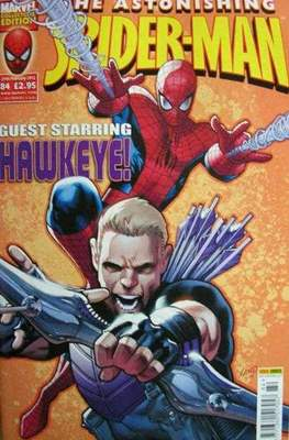 The Astonishing Spider-Man Vol. 3 (Comic Book) #84