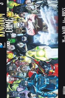 Kingdom Come (Grapa. 48 p. (2012-13)) #3