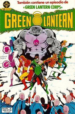 Green Lantern (1986-1987) (Grapa, 36-52 páginas) #6