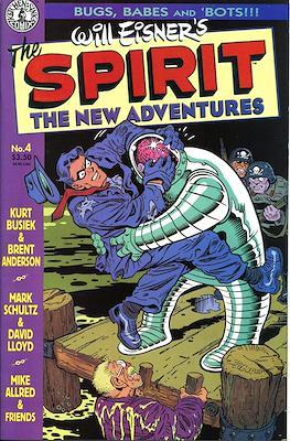 The Spirit. The New Adventures (Comic Book) #4