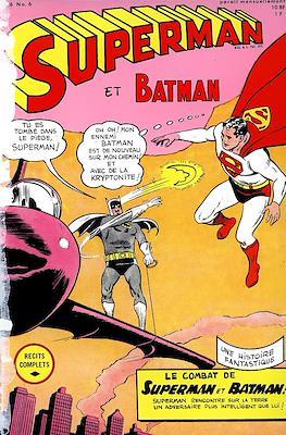 Superman l'homme d'acier / Superman avec Batman (Souple) #6