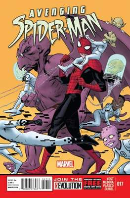 Avenging Spider-Man (Comic-Book) #17