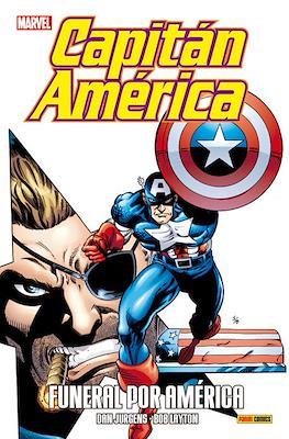 Capitán América. Funeral por América