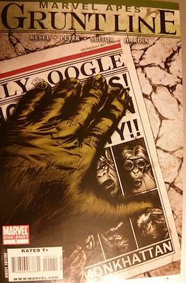 Marvel Apes Grunt Line