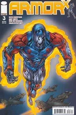 Armor X (Comic book) #3