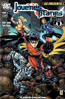 Jóvenes Titanes (2007-2009) (Grapa, 48 páginas) #1
