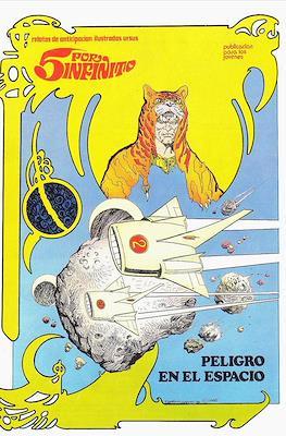 5 por Infinito (1981) (Grapa) #5