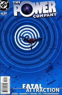 The Power Company (Comic Book) #14