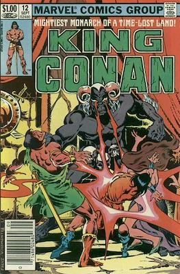 King Conan / Conan the King (Grapa, 48 págs.) #12